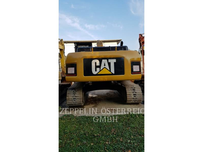 CATERPILLAR PELLE MINIERE EN BUTTE 324 D LN equipment  photo 15