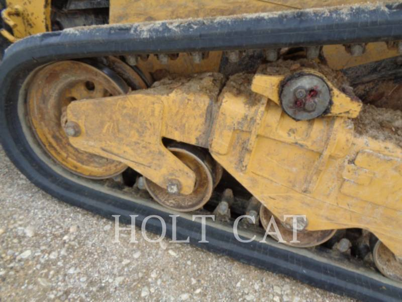 CATERPILLAR UNIWERSALNE ŁADOWARKI 259D equipment  photo 8