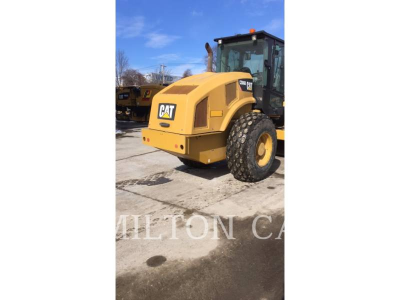 CATERPILLAR COMPACTORS CS66B equipment  photo 8