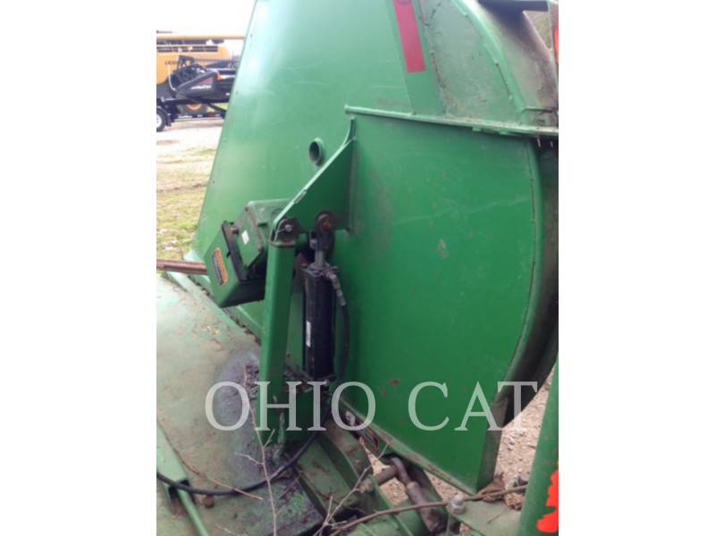 JOHN DEERE PLANTING EQUIPMENT HX15 equipment  photo 4