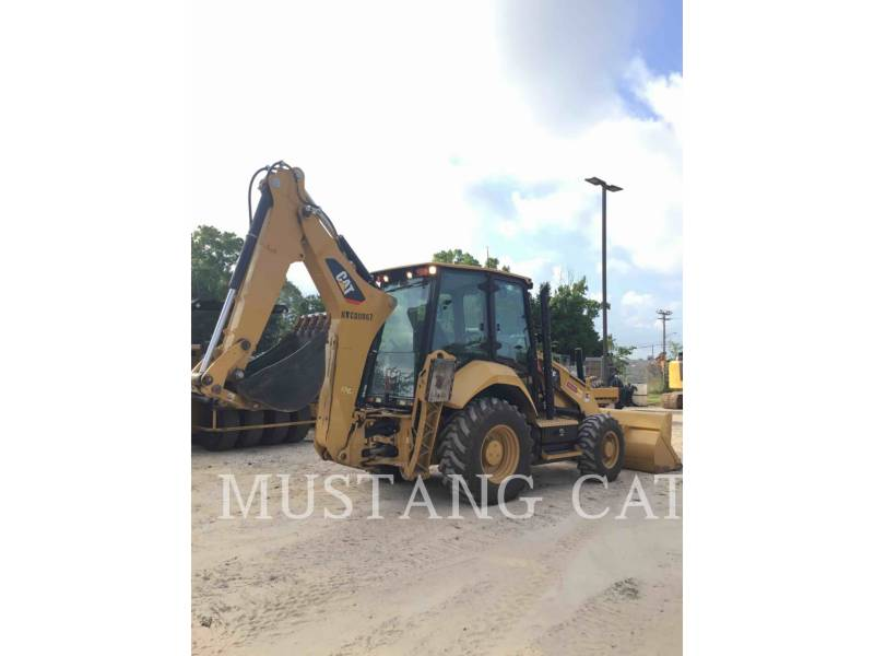 CATERPILLAR BAGGERLADER 420F2 4SCA equipment  photo 3