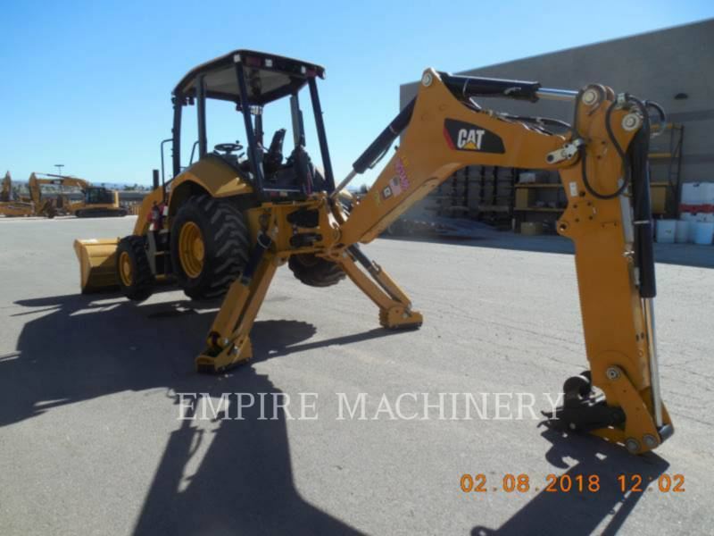 CATERPILLAR BAGGERLADER 420F2ST equipment  photo 3