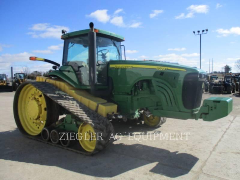 DEERE & CO. AG TRACTORS 8520T equipment  photo 1