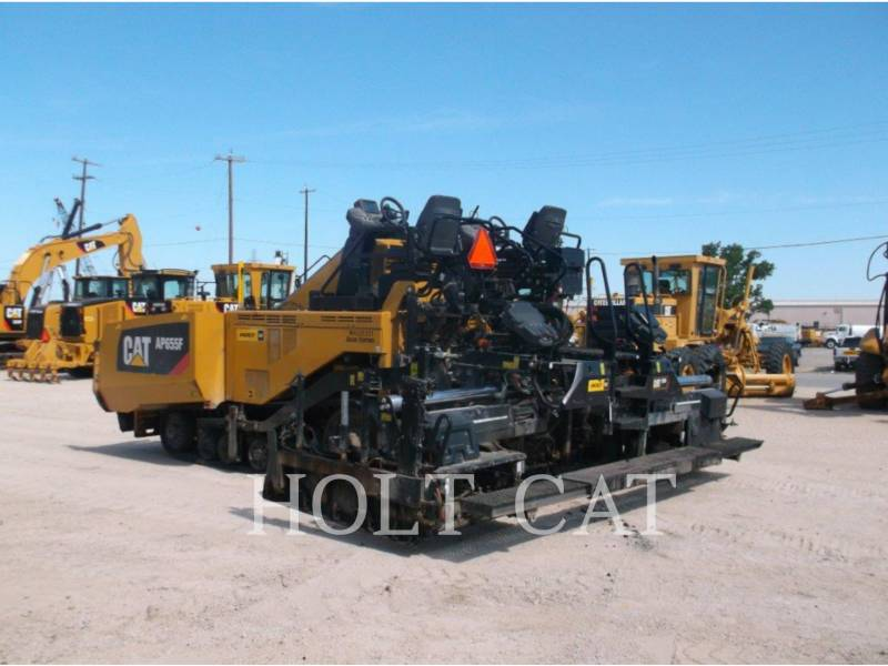 CATERPILLAR ASFALTATRICI AP655F equipment  photo 3
