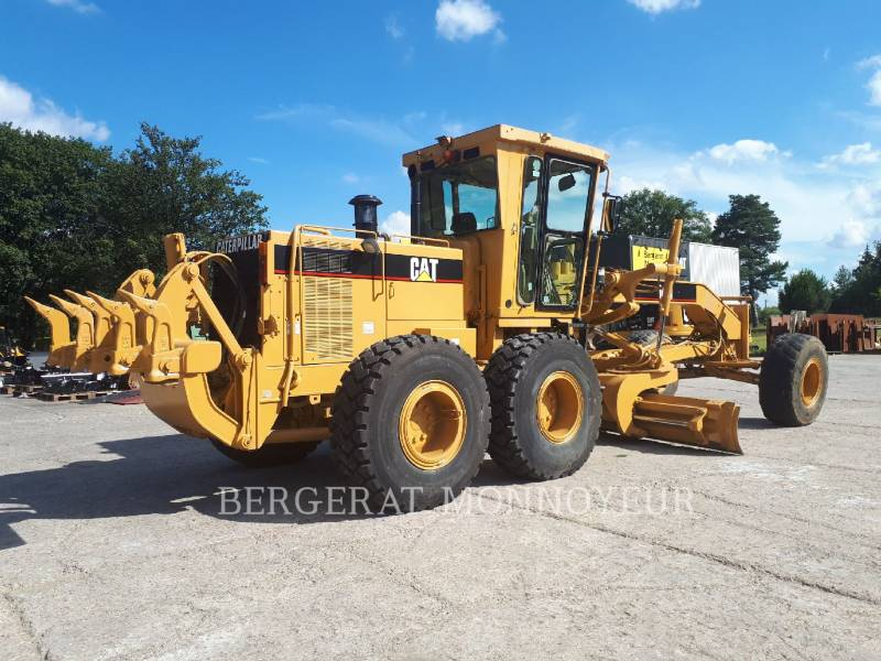 CATERPILLAR MINING MOTOR GRADER 14H equipment  photo 2