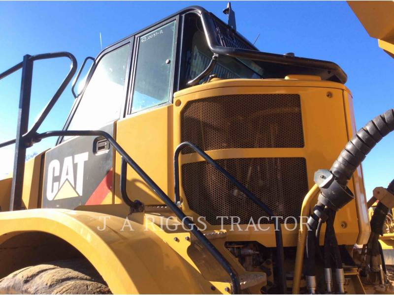 CATERPILLAR CAMIONES ARTICULADOS 740B equipment  photo 17