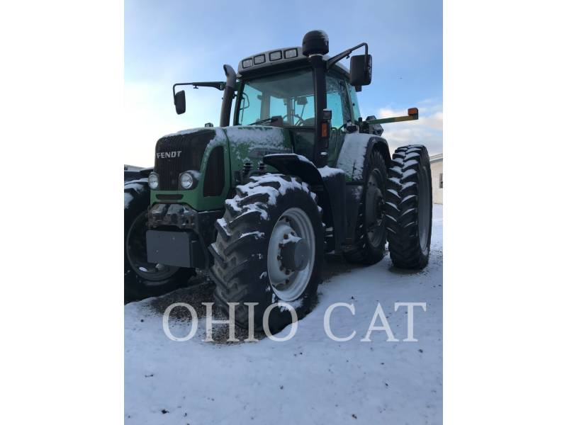 FENDT AG TRACTORS 818 equipment  photo 1