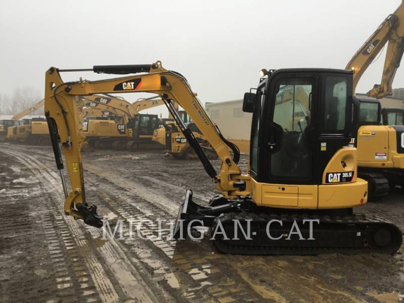 CATERPILLAR KETTEN-HYDRAULIKBAGGER 305.5ECR A equipment  photo 11