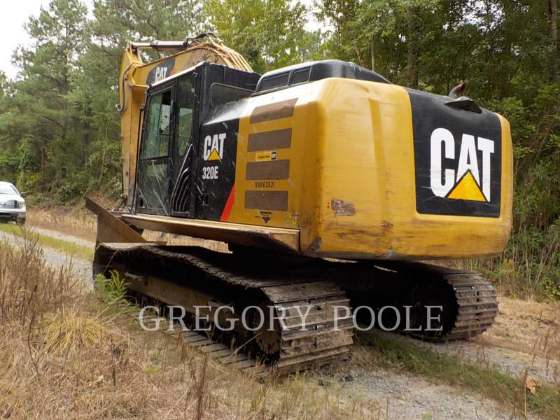 Caterpillar EXCAVATOARE PE ŞENILE 320E L equipment  photo 7