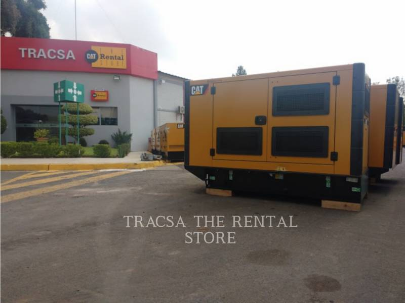 CATERPILLAR MOBILE GENERATOR SETS DE88 equipment  photo 3