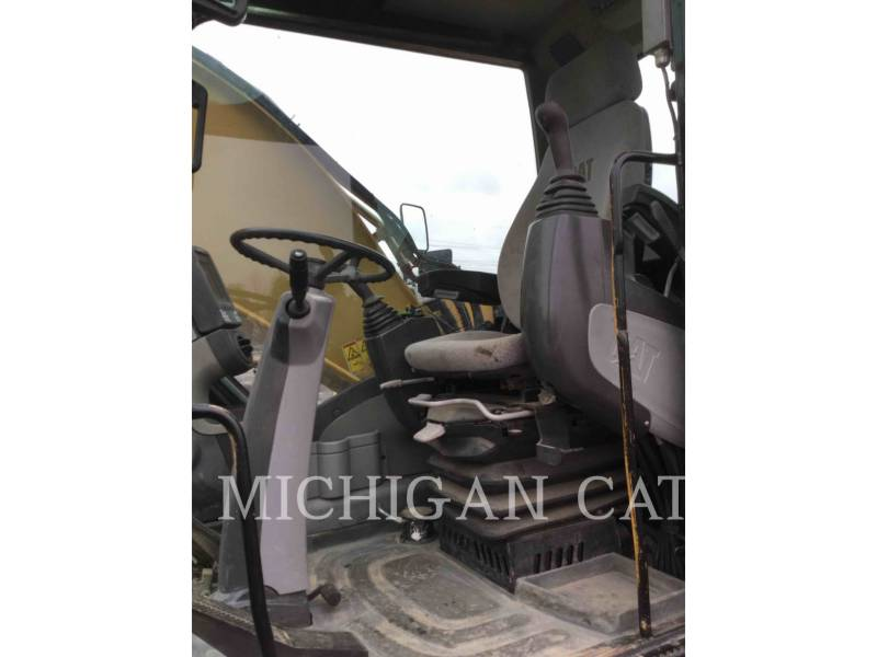 CATERPILLAR EXCAVADORAS DE RUEDAS M322D equipment  photo 5