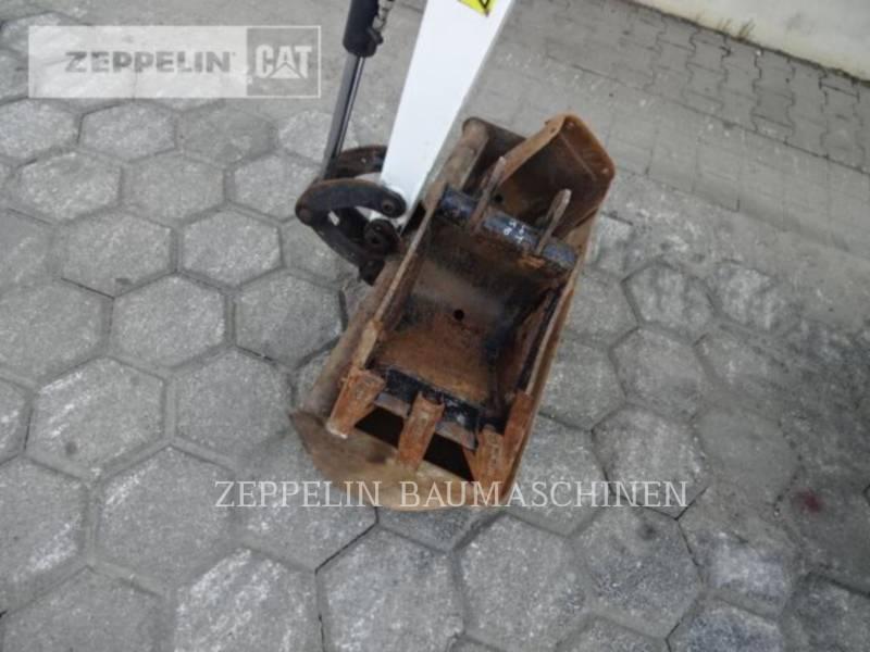 BOBCAT ESCAVATORI CINGOLATI E17 equipment  photo 10