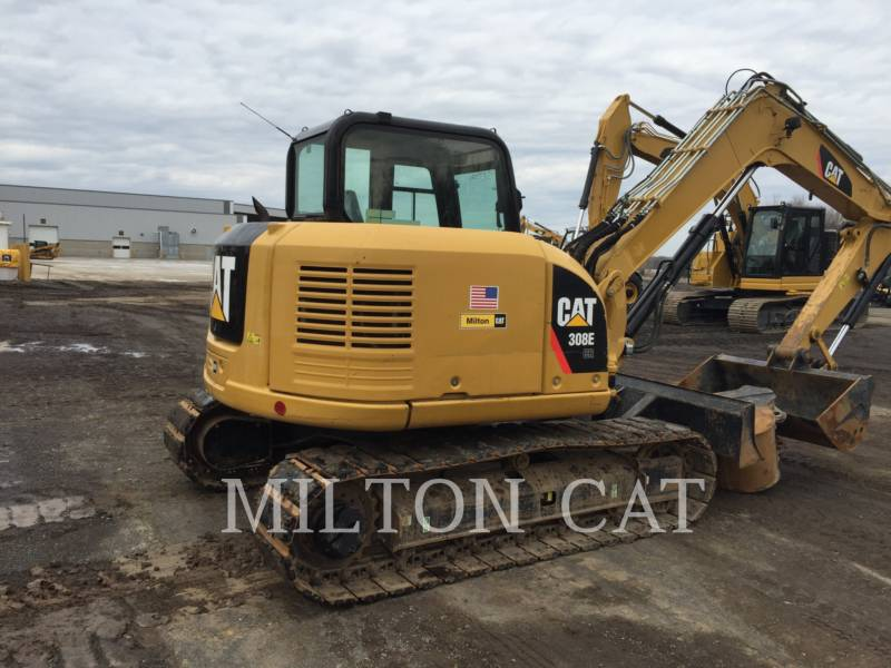 CATERPILLAR PELLES SUR CHAINES 308E CR SB equipment  photo 4