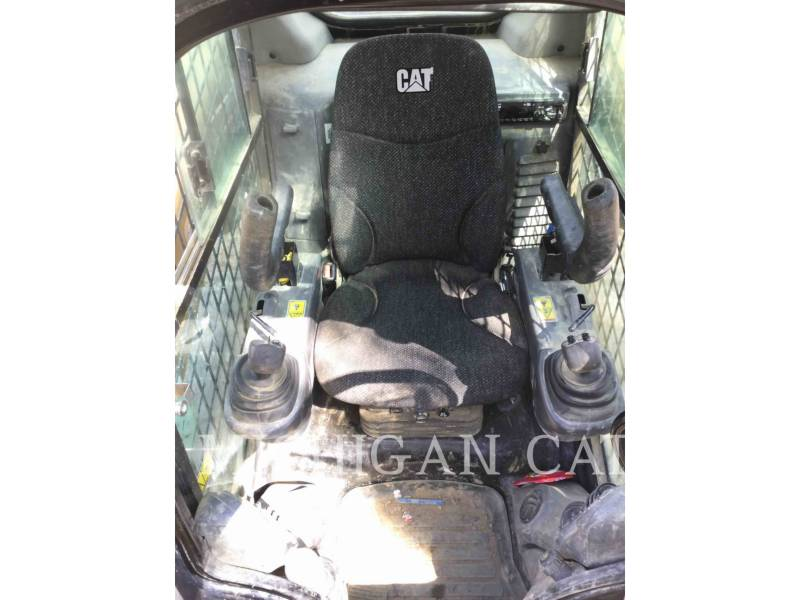 CATERPILLAR CARGADORES MULTITERRENO 289D A2Q equipment  photo 5