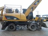 Equipment photo CATERPILLAR M322DMH WHEEL EXCAVATORS 1