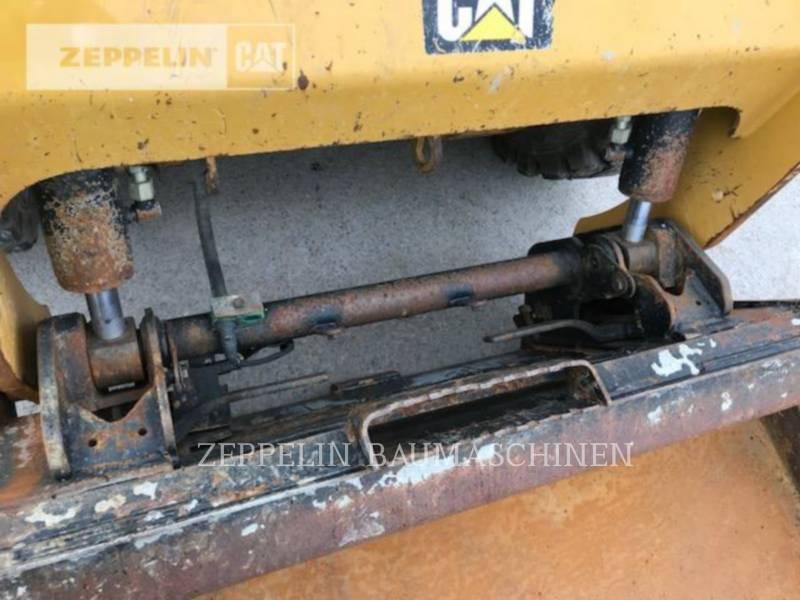 CATERPILLAR MINICARGADORAS 236D equipment  photo 9