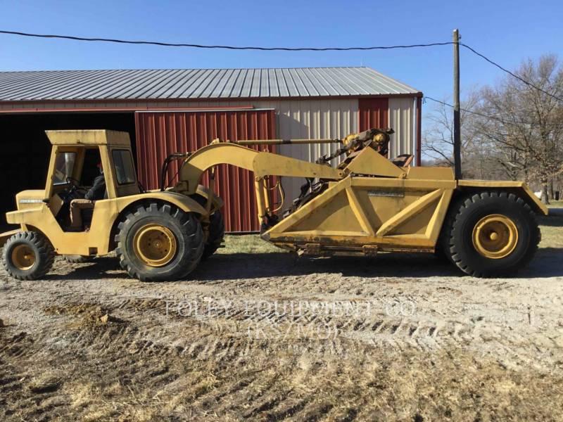 JOHN DEERE WHEEL TRACTOR SCRAPERS 760A equipment  photo 2