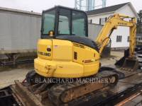 Equipment photo NEW HOLLAND LTD. E55BX CUPĂ MINERIT/EXCAVATOR 1