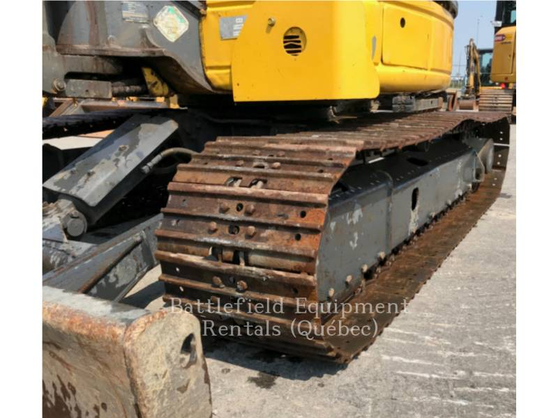 KOMATSU CANADA TRACK EXCAVATORS PC40MR-2 equipment  photo 11
