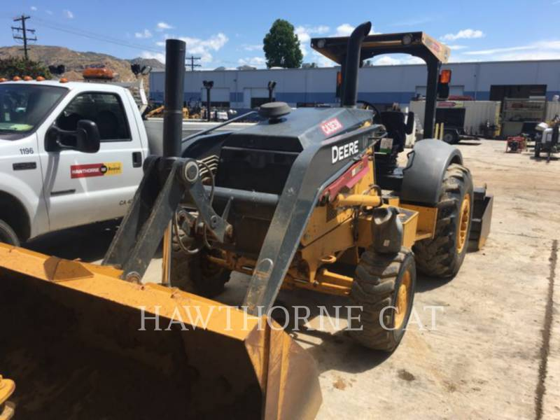 JOHN DEERE CARGADORES DE RUEDAS 210K equipment  photo 3