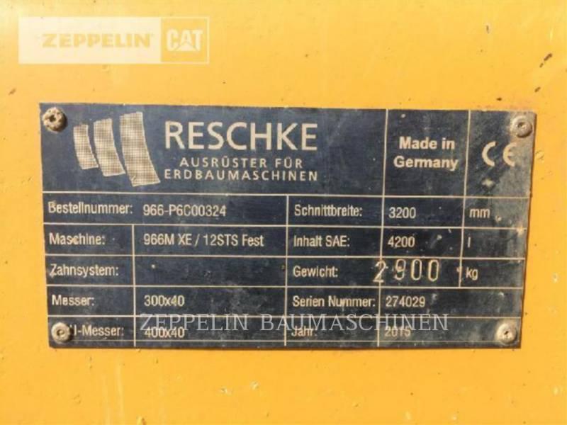 RESCHKE OTHER Primärprodukte Erdbe equipment  photo 7