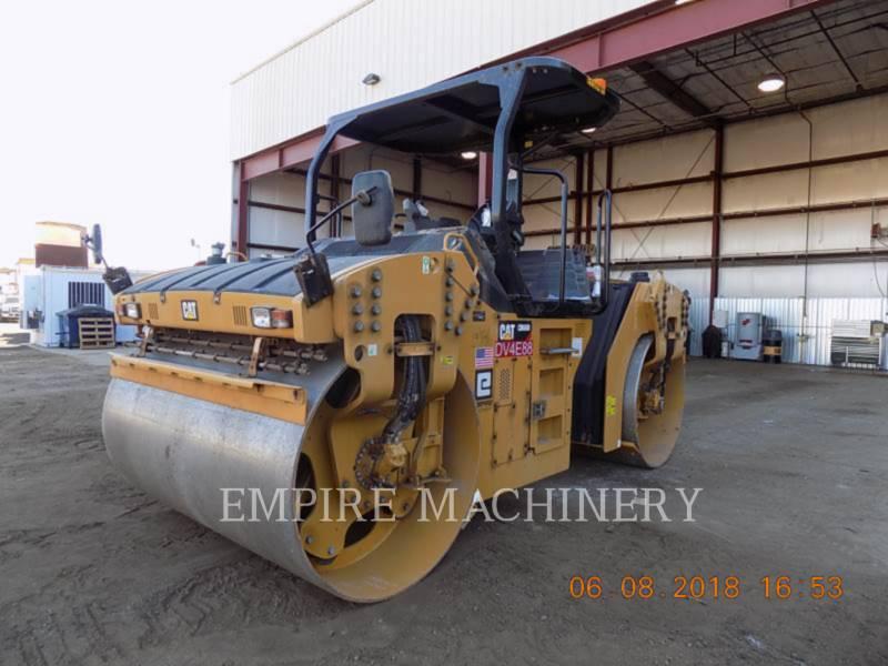 CATERPILLAR TANDEMOWY WALEC WIBRACYJNY DO ASFALTU (STAL-STAL) CB66B equipment  photo 4