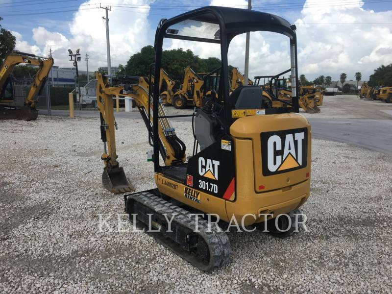 CATERPILLAR EXCAVADORAS DE CADENAS 301.7D equipment  photo 3