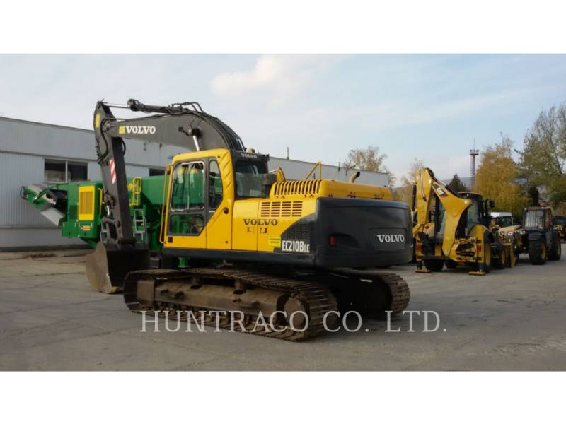 VOLVO TRACK EXCAVATORS EC210BLC equipment  photo 2