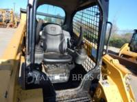 CATERPILLAR CHARGEURS COMPACTS RIGIDES 242D PDC equipment  photo 6