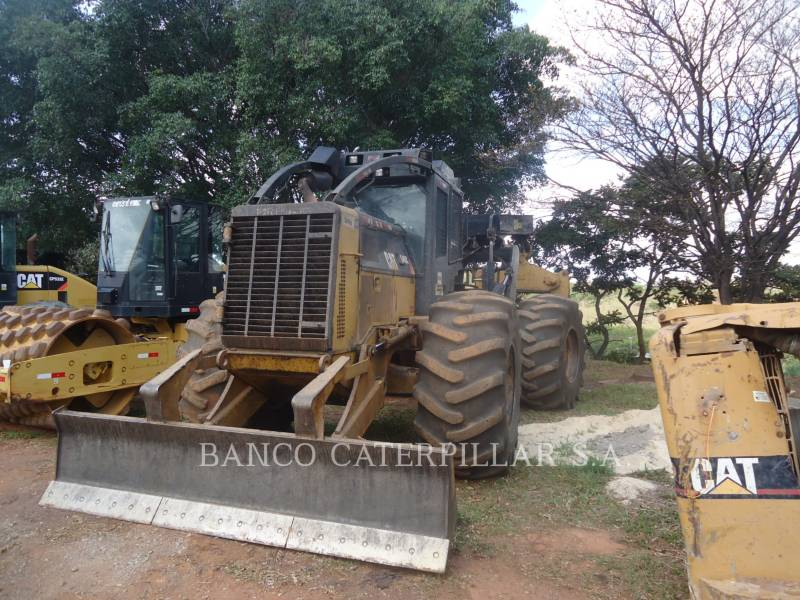 CATERPILLAR SILVICULTURA - TRATOR FLORESTAL 545C equipment  photo 2