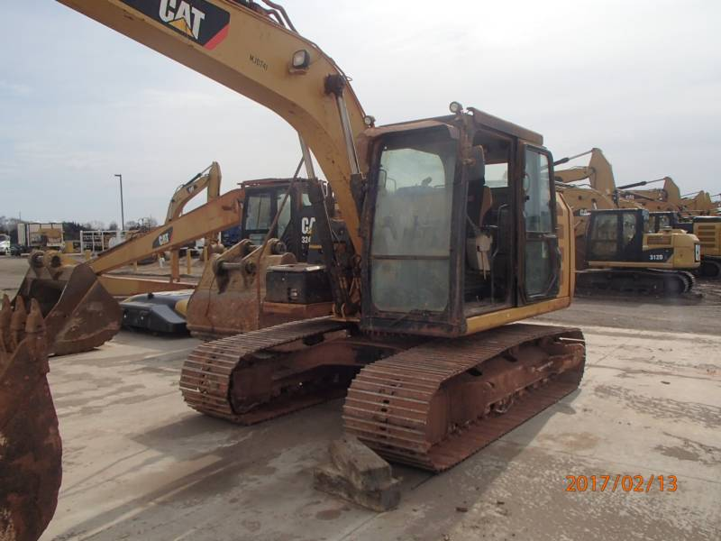 CATERPILLAR トラック油圧ショベル 312EL equipment  photo 1