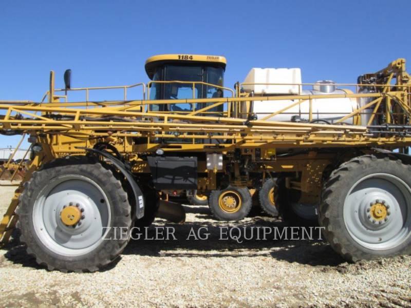 AG-CHEM PULVÉRISATEUR 1184 equipment  photo 1