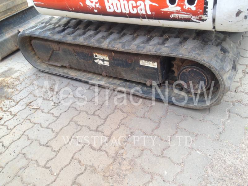 BOBCAT EXCAVATOARE PE ŞENILE 328 equipment  photo 6