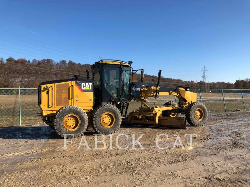 CATERPILLAR MOTOR GRADERS 120M equipment  photo 3