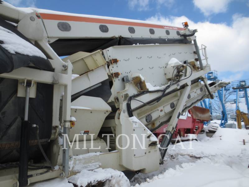 METSO CRIBAS ST458_MT equipment  photo 6