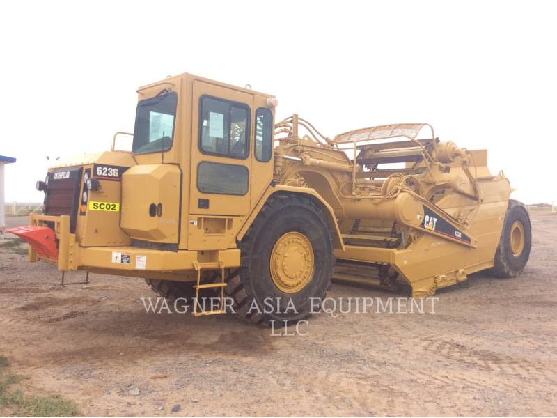 CATERPILLAR MOTOESCREPAS 623G equipment  photo 6