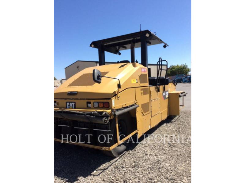 CATERPILLAR PNEUMATIC TIRED COMPACTORS CW34 equipment  photo 3