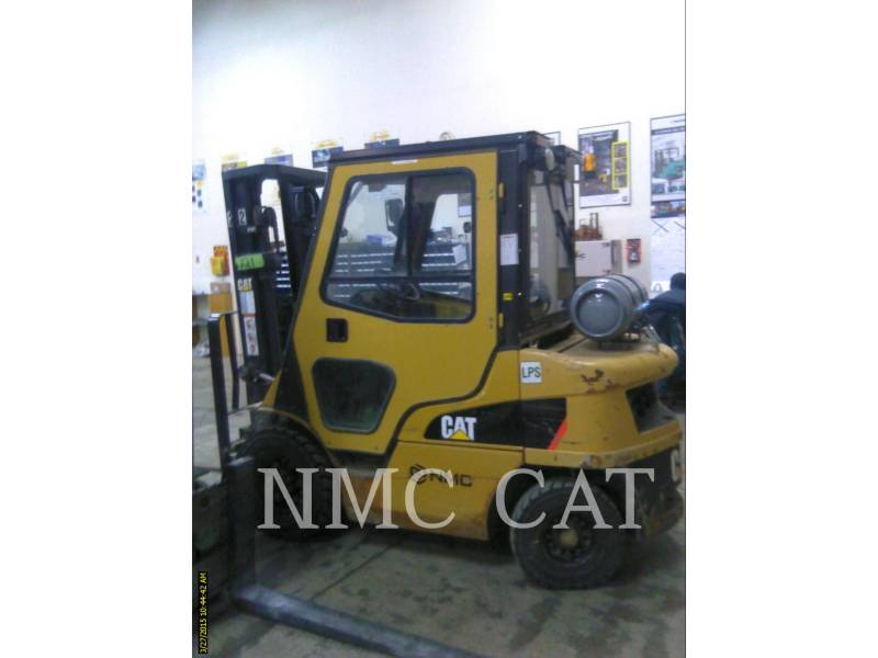 CATERPILLAR LIFT TRUCKS EMPILHADEIRAS 2P5000 equipment  photo 3