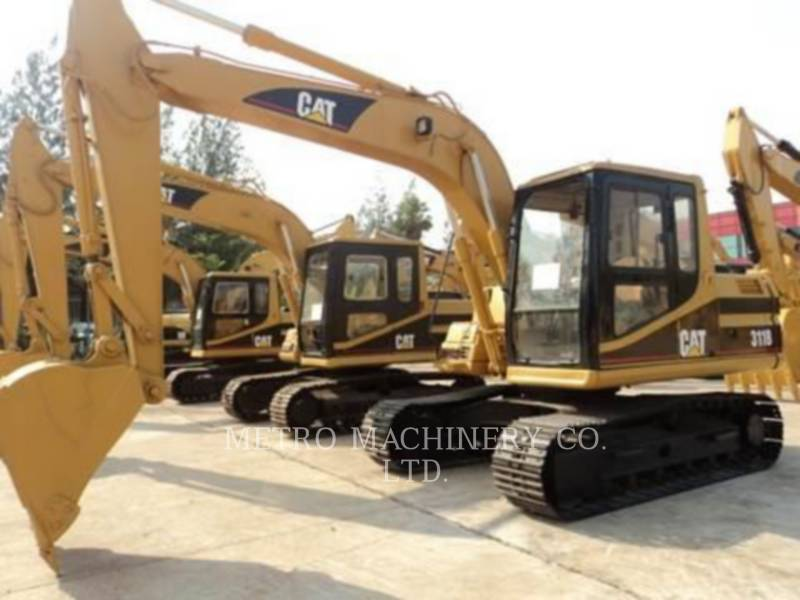 CATERPILLAR ESCAVADEIRAS 311B equipment  photo 4