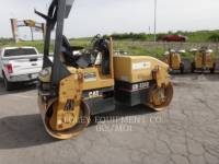 CATERPILLAR TAMBOR DOBLE VIBRATORIO ASFALTO CB-334D equipment  photo 3