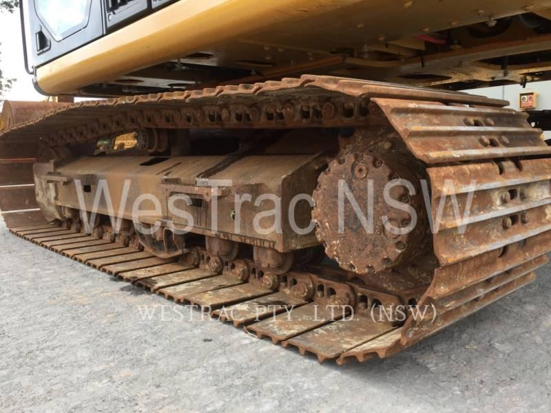 CATERPILLAR KETTEN-HYDRAULIKBAGGER 312E equipment  photo 10