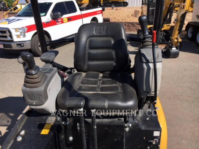 Caterpillar EXCAVATOARE PE ŞENILE 301.7DCR equipment  photo 5