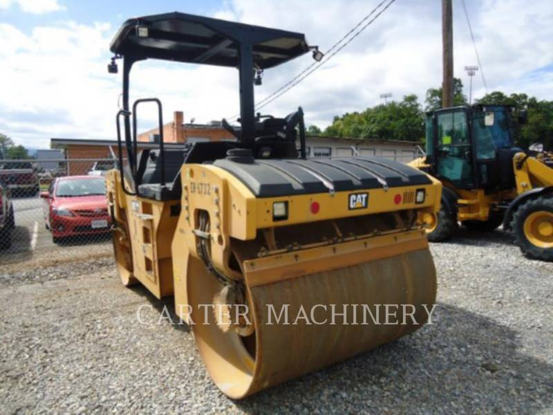 CATERPILLAR COMPACTEURS CB54B equipment  photo 3