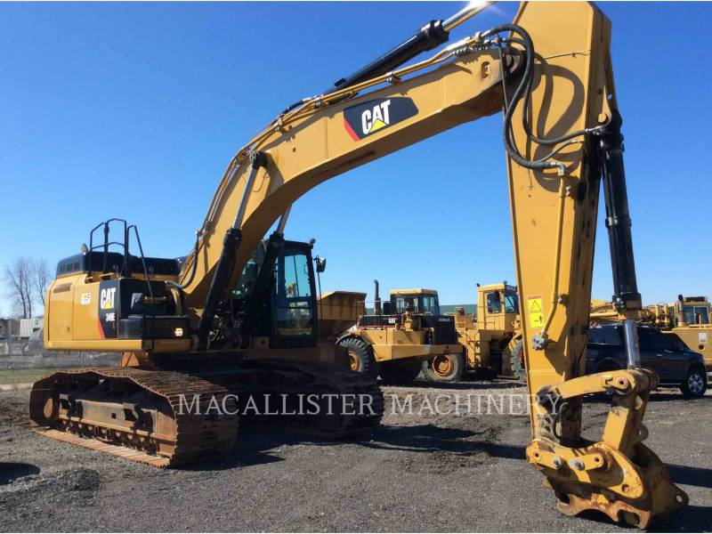 CATERPILLAR EXCAVADORAS DE CADENAS 349EL equipment  photo 3