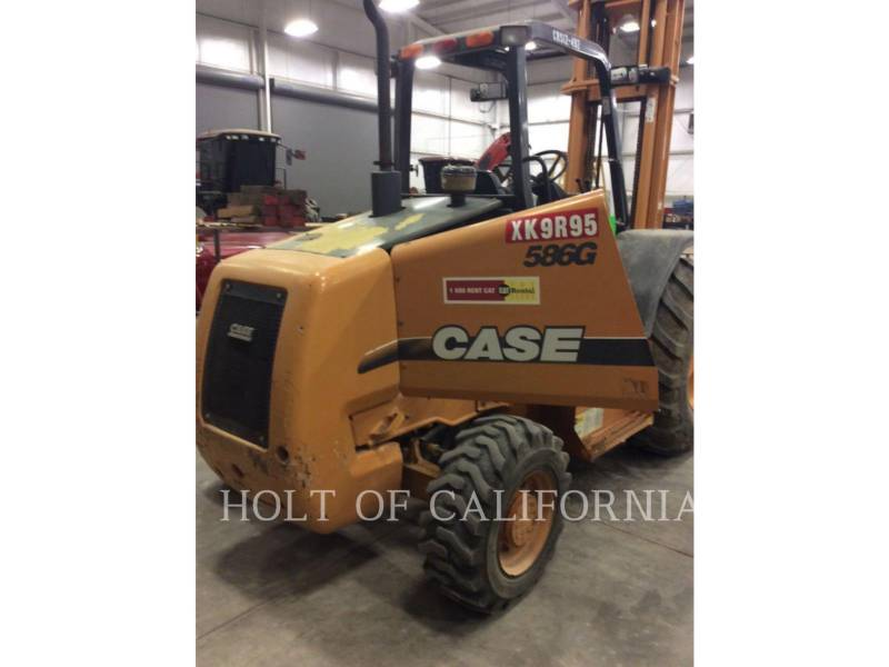 CASE/NEW HOLLAND MONTACARGAS 586G equipment  photo 3