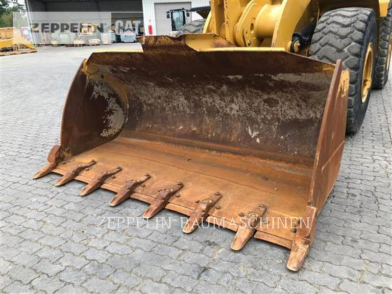 CATERPILLAR WHEEL LOADERS/INTEGRATED TOOLCARRIERS 950GC equipment  photo 8
