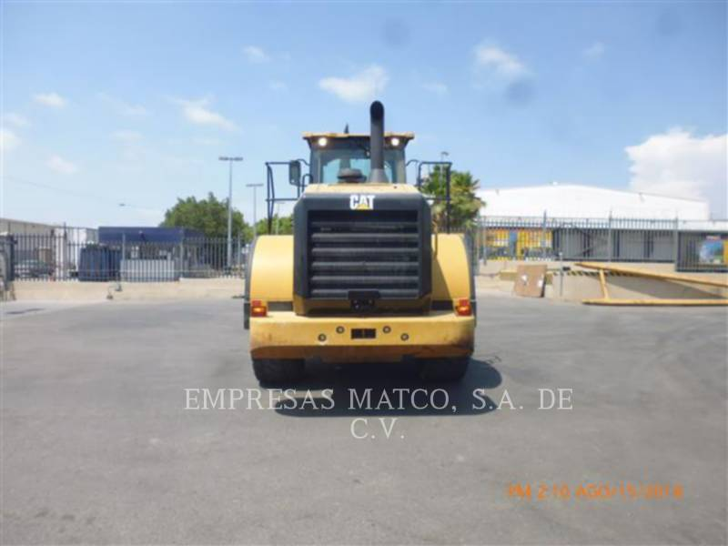CATERPILLAR PALE GOMMATE/PALE GOMMATE MULTIUSO 950GC equipment  photo 4