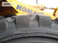 KOMATSU LTD. CARGADORES DE RUEDAS WA480LC-6 equipment  photo 10