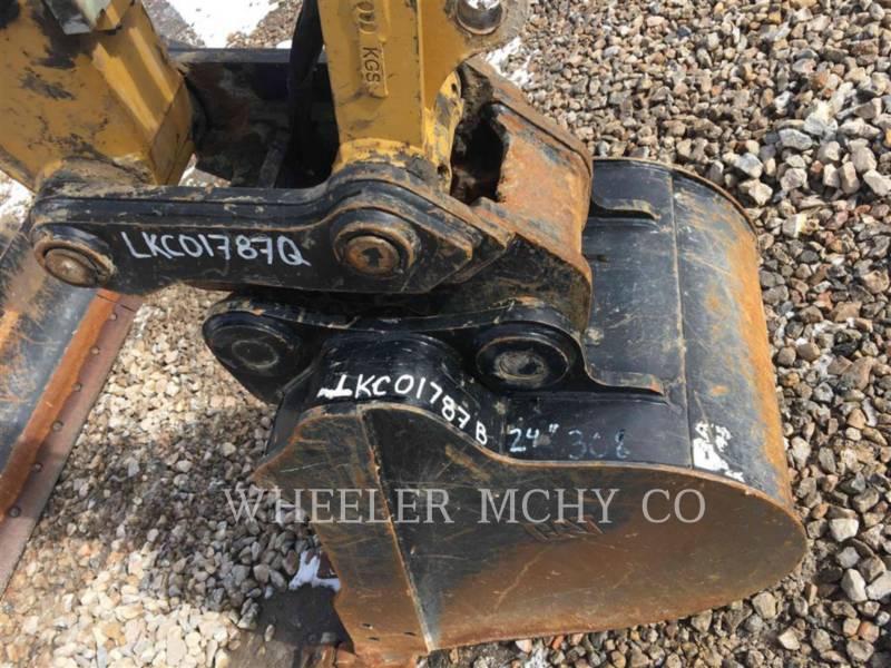 CATERPILLAR TRACK EXCAVATORS 308E2 equipment  photo 5