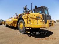 Equipment photo CATERPILLAR 621KOEM WHEEL TRACTOR SCRAPERS 1